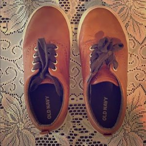 Old navy boys dress shoes
